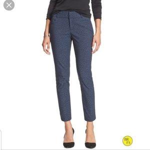 Banana republic Jackson Fit pants 6P